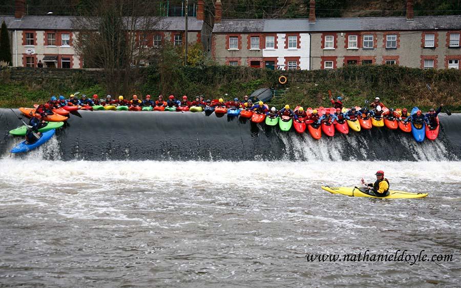 Weir-Raft-Canoeing-Ireland