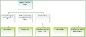 CSIC structure