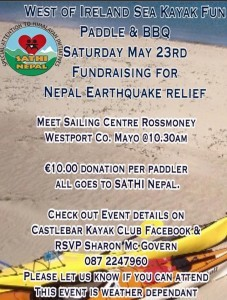 Nepal Event West of Ireland