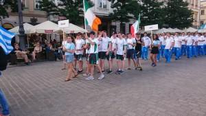 Ireland Krakow 2016