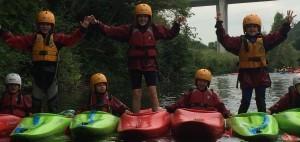 Summer camp slider