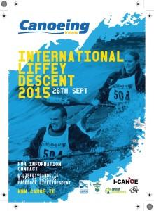 Liffey Descent 2015 Flyer