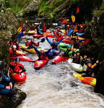 Join Canoeing Ireland