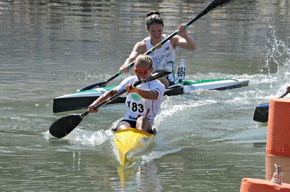 Level 3 Flatwater Racing Skills | | Canoeing Ireland