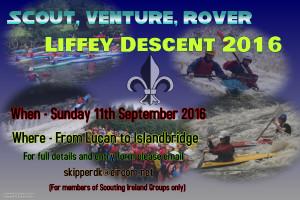 scout liffey descent
