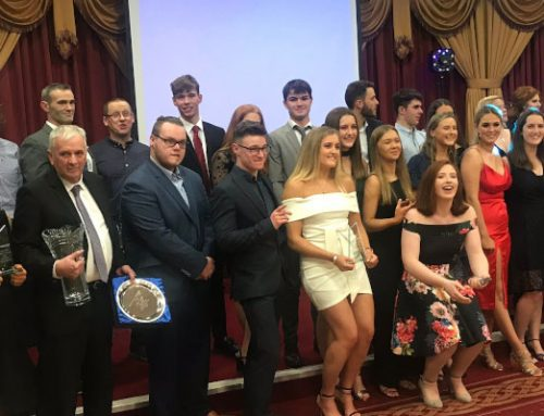 Canoeing Ireland Awards 2020
