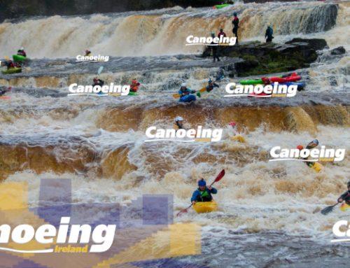 Canoeing Ireland Calendar 2020