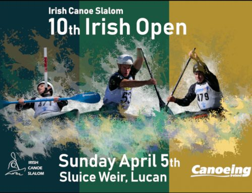Canoe Slalom Irish Open 2020