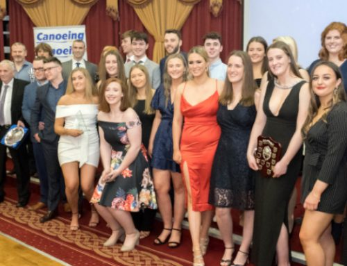 Canoeing Ireland Awards 2020 Photos