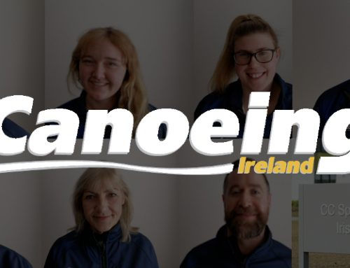Canoeing Ireland HQ COVID-19 Update