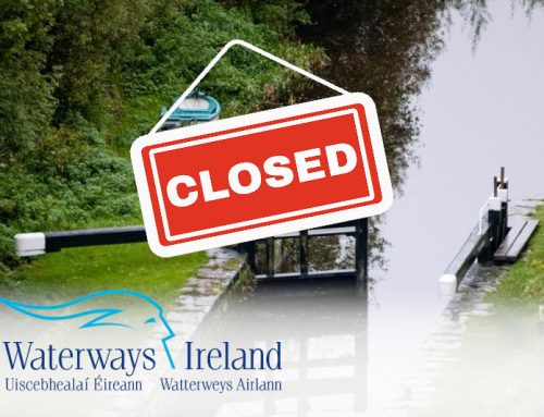 Waterways Ireland COVID-19 Restrictions