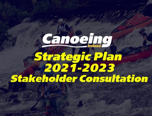 Canoeing Ireland Strategic Plan 2021-2023 – Invite to Consultation