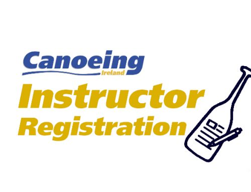 Canoeing Ireland Instructor Registration