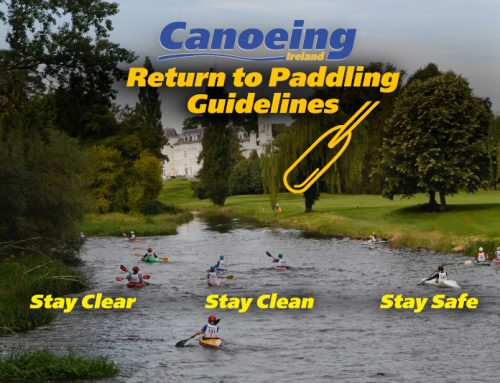 Return to Paddling Guidelines