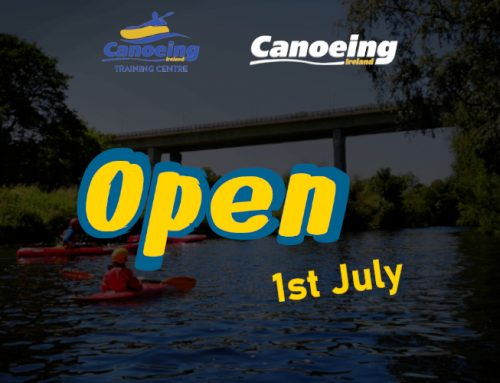 Canoeing Ireland Adult Summer Courses Re-Open