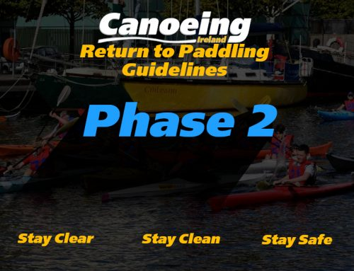 Return to Paddling Phase 2 Update