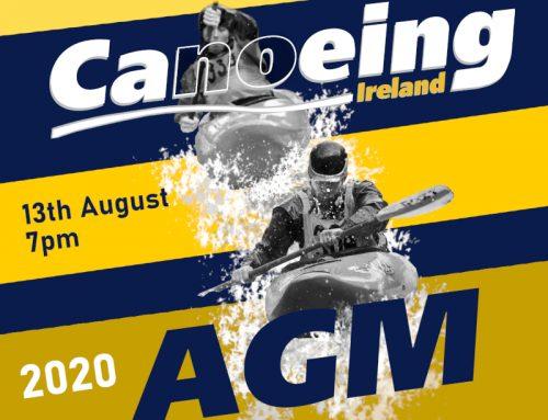 Canoeing Ireland 2020 AGM